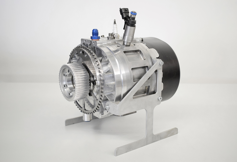 3w International Multi Fuel And Gas Engines Uav