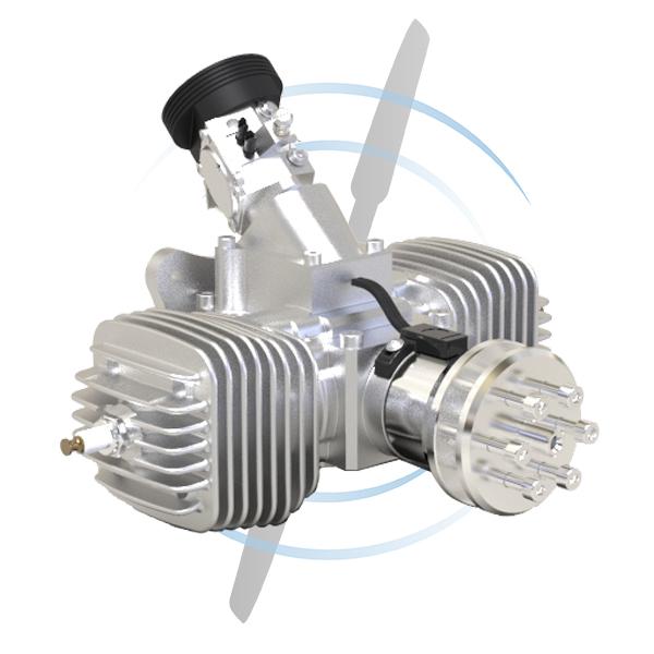 3W-International SP-56-ROS - Drone engine, 2-stroke